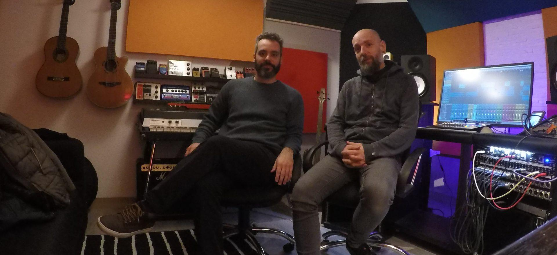 Registrazioni in studio Adamantis Guitar Orchestra