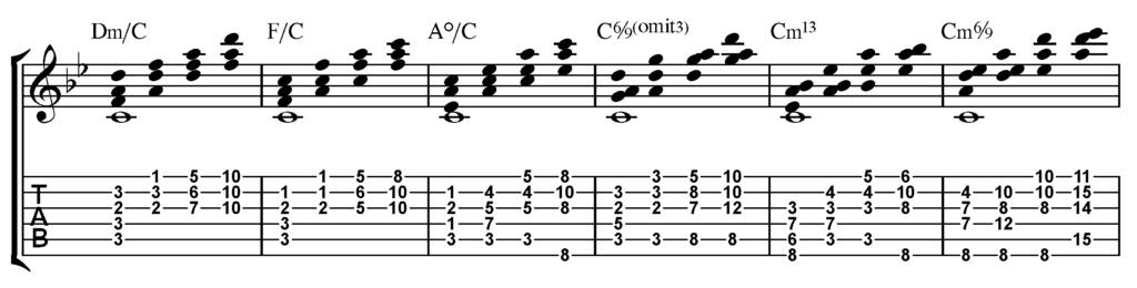 Dorico-armonizzazione